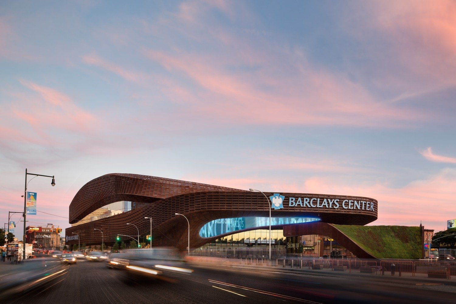 Barclays Center Project