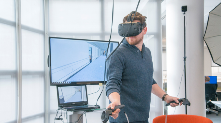 VR for architecture design review
