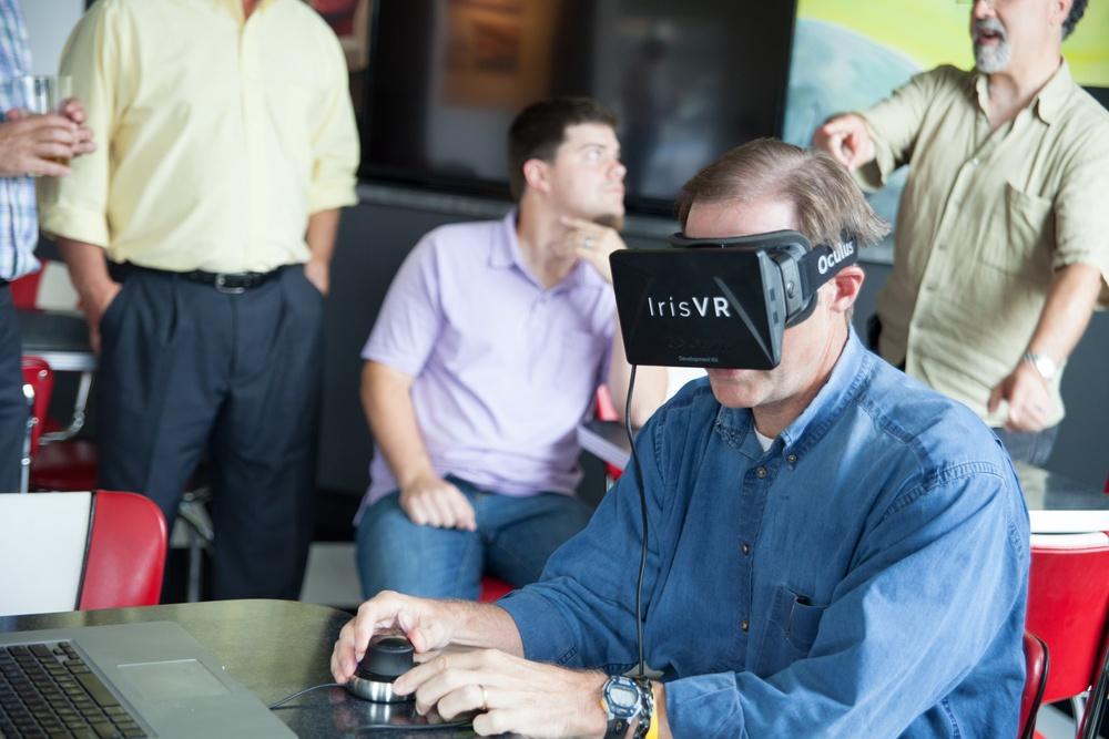 VR Demo Oculus Rift