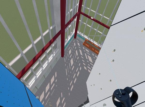 Design Review in VR Mortenson