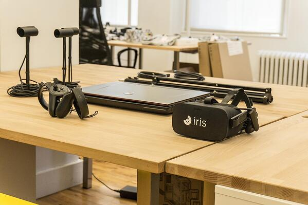 Oculus Rift IrisVR Room Scale Setup