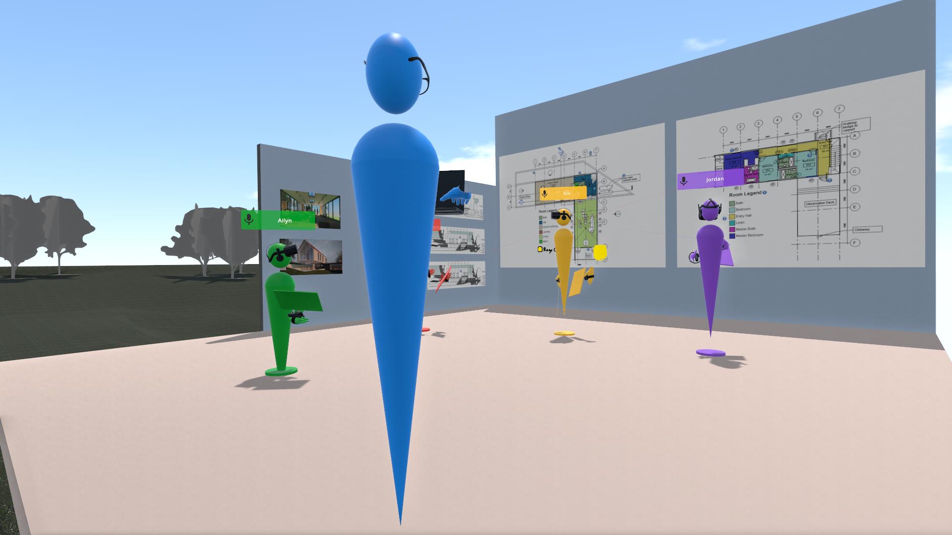 VR Pinup Critique