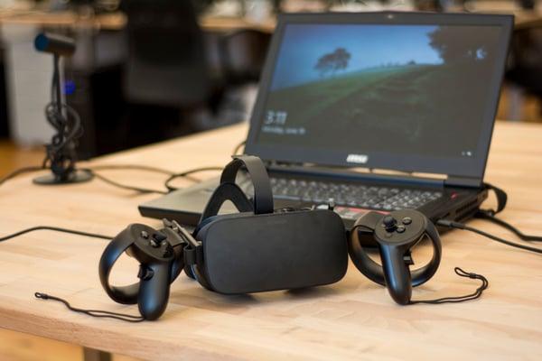 Desk Station VR