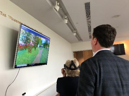 Reed Hilderbrand VR