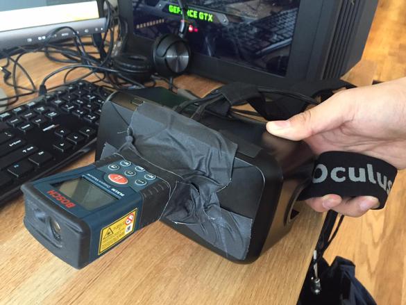 Oculus Rift Testing