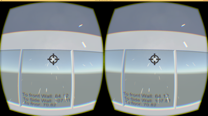 Screenshot of VR Model