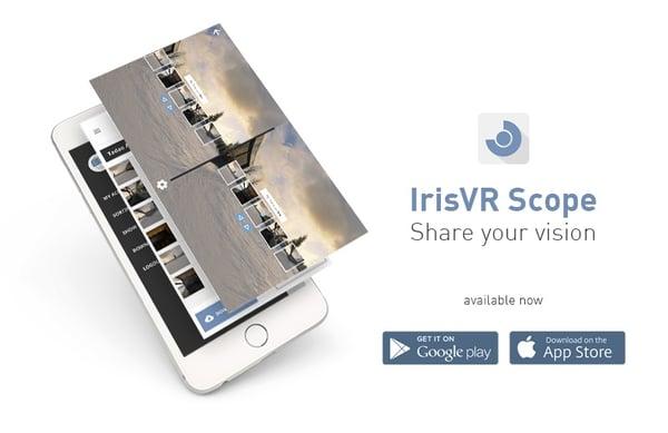 IrisVR Scope