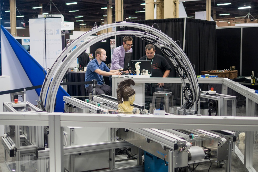 Autodesk scanning
