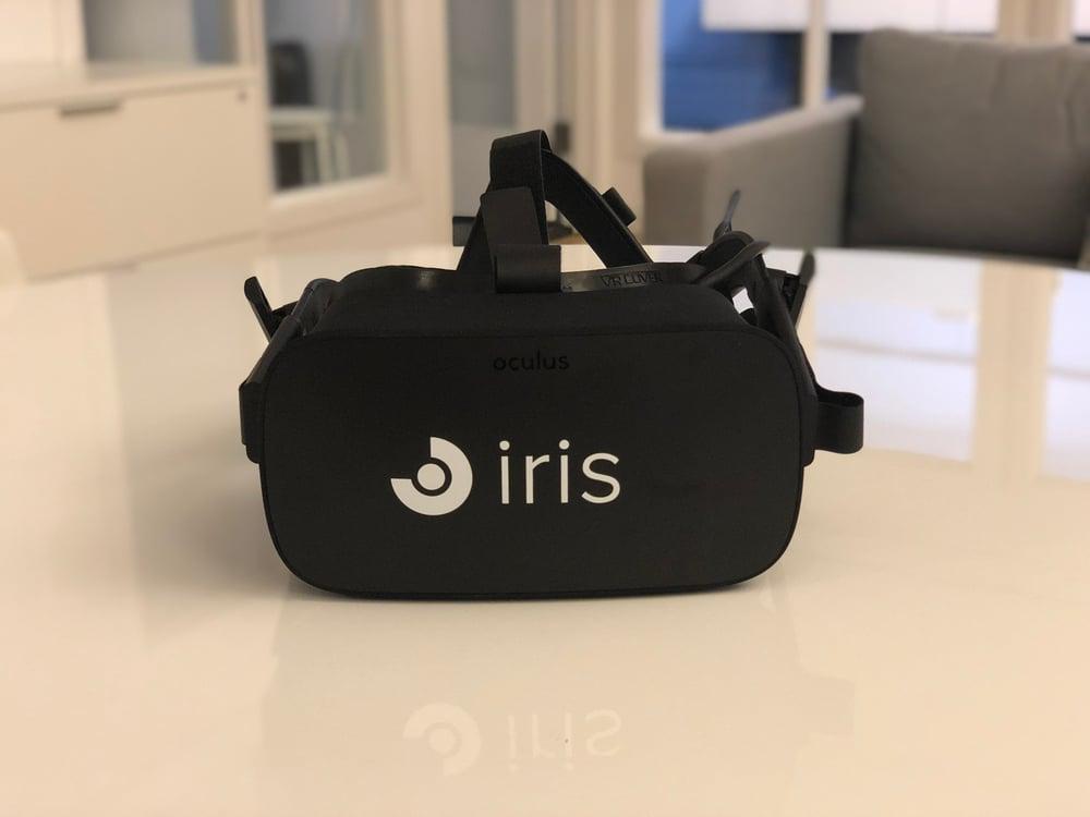 iris rift