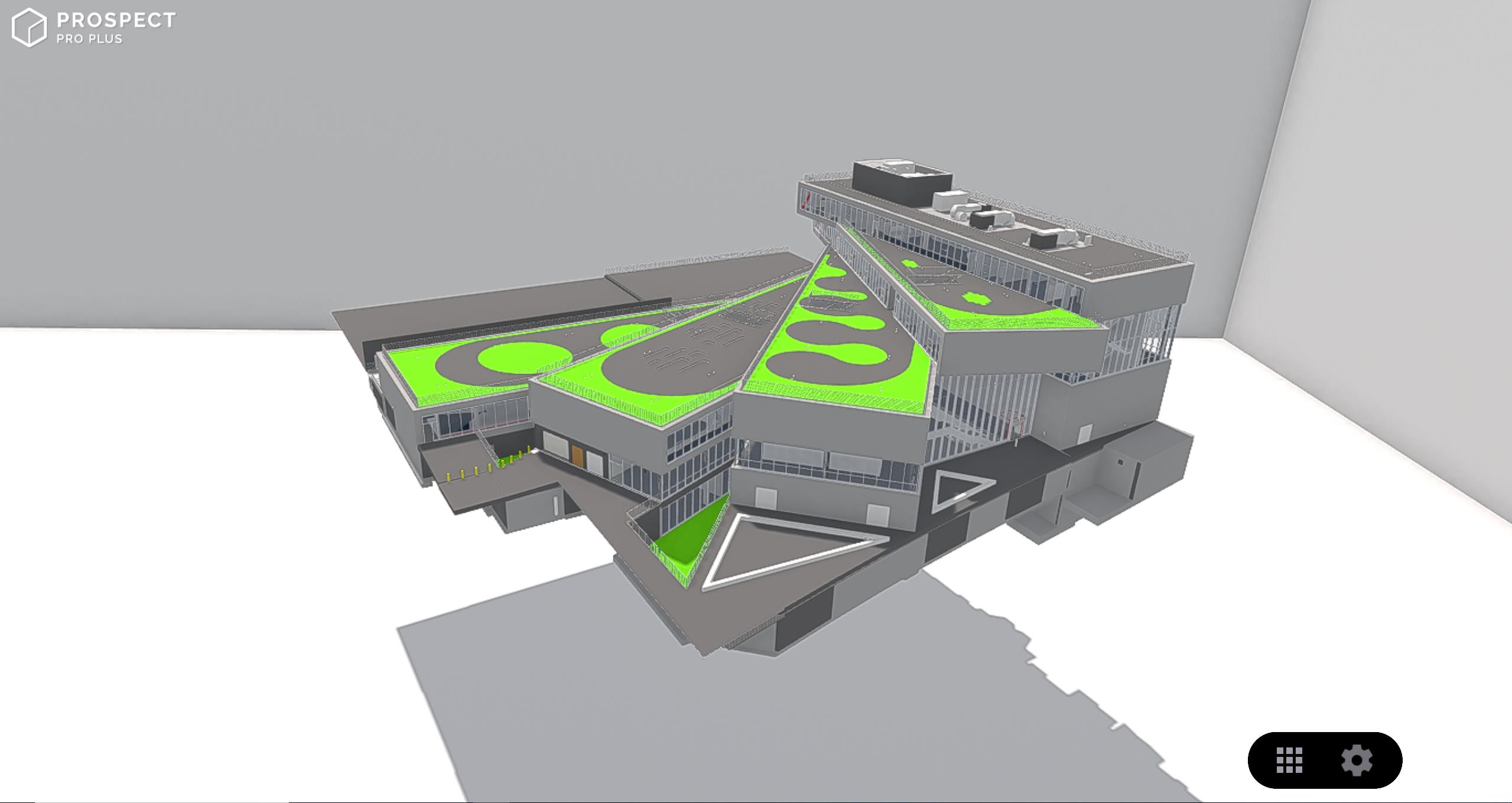 Navisworks VR Scale Model Mode