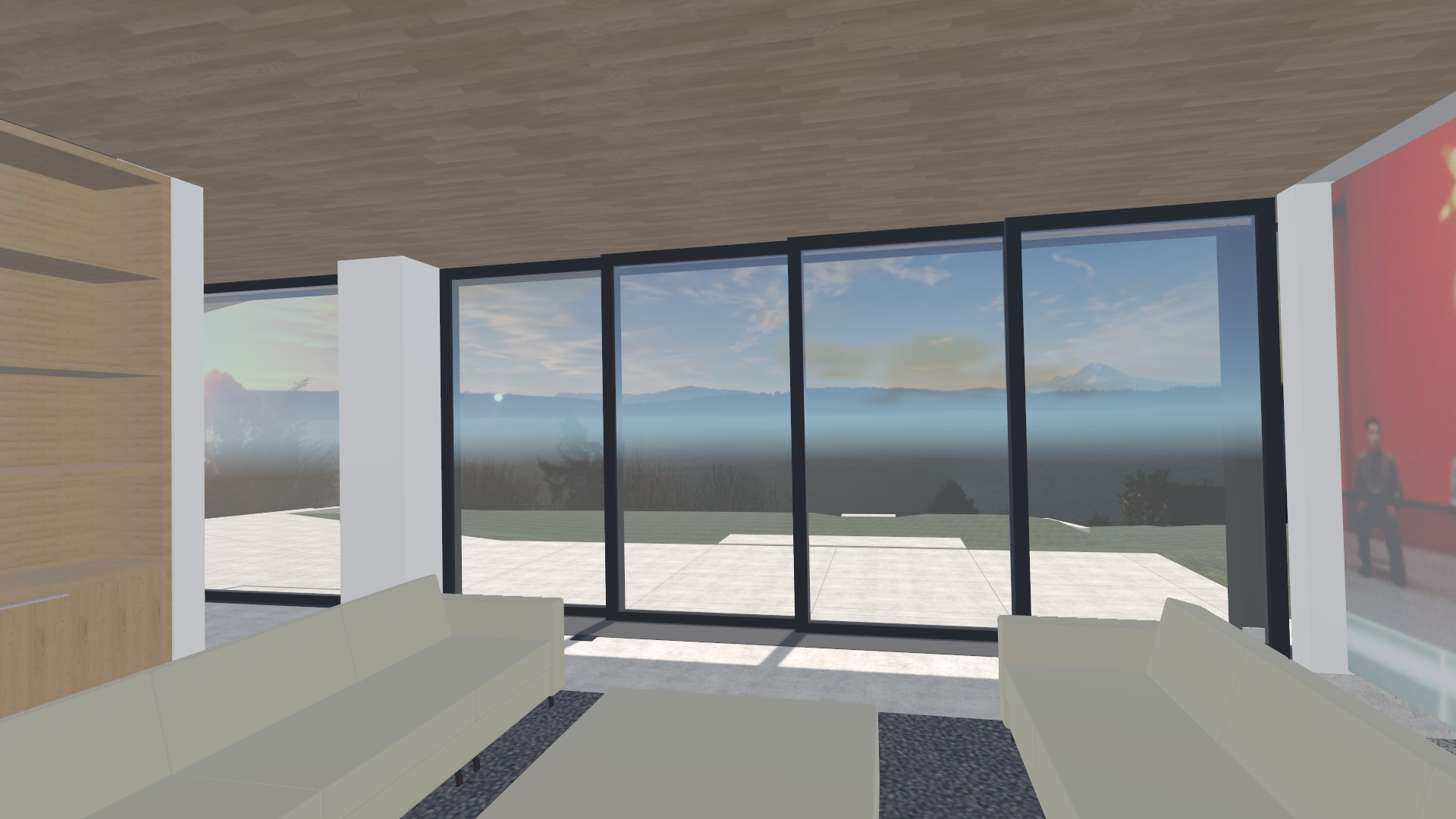 Interior House in VR
