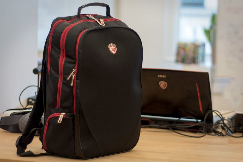 MSI+Backpack+-+Traveling+VR